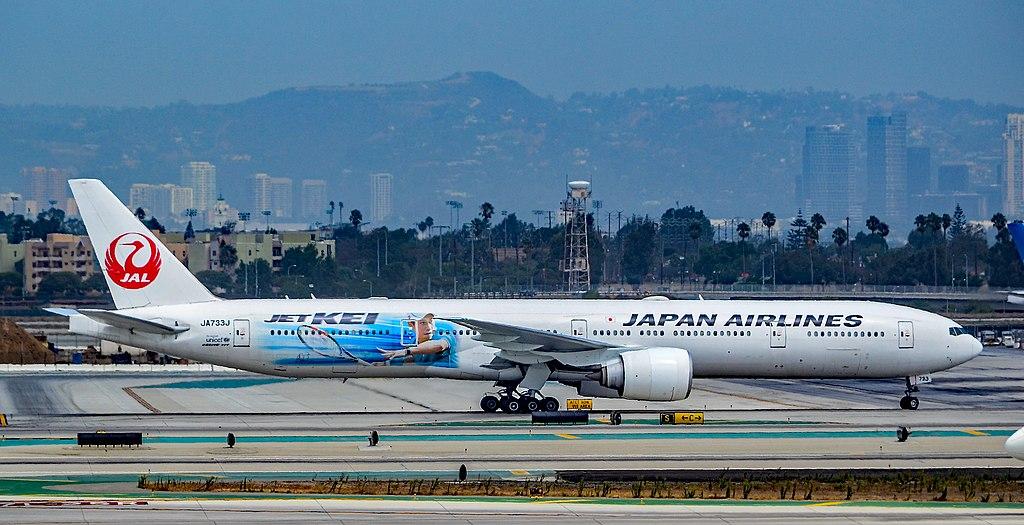 Japan Airlines Boeing 777-346 (ER)