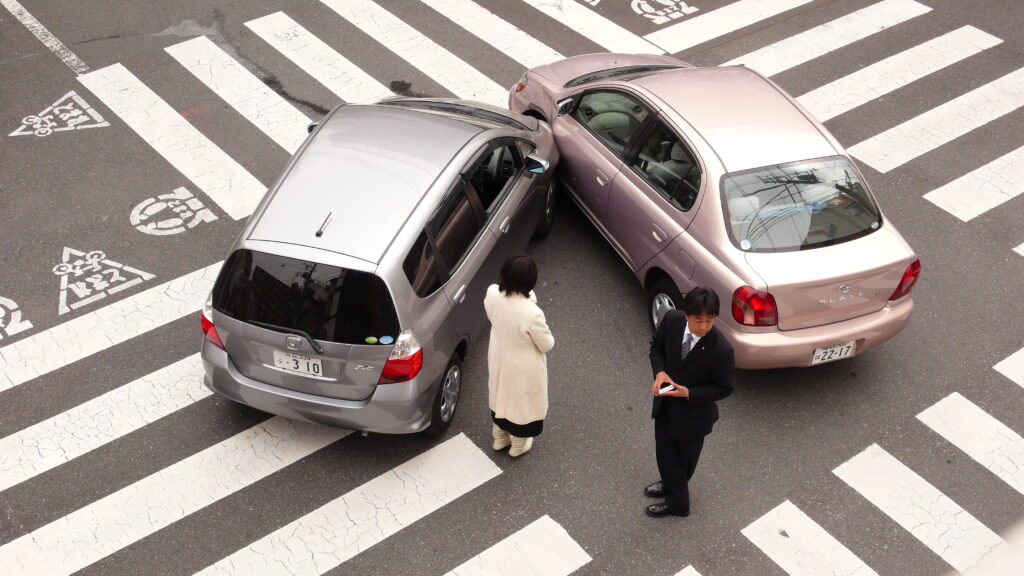Comprehensive insurance helps in case of road accidents