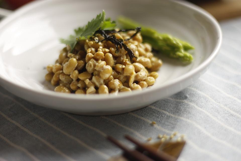 Natto Dish