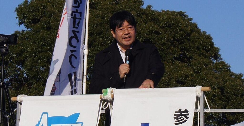 Japanese politician, Yamada Taro, proposed a new censorsip law