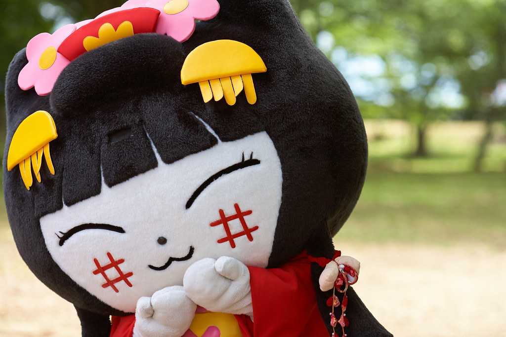 Japanese mascots represent a certain city, prefecture, event, or an organization