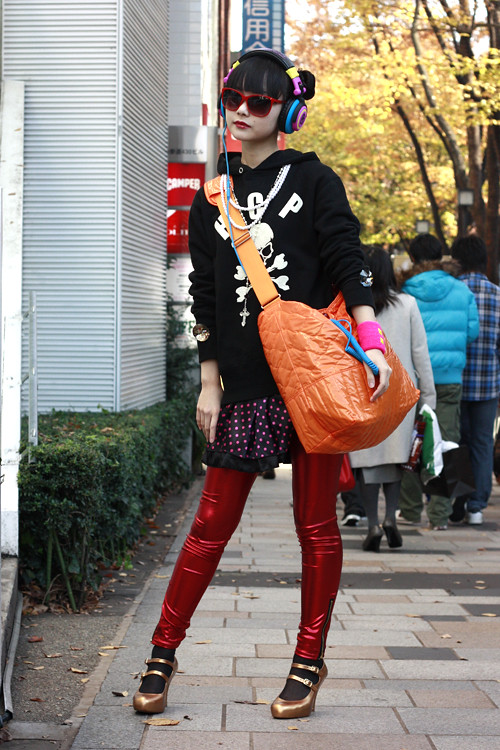 A new age Otaku might dress like this