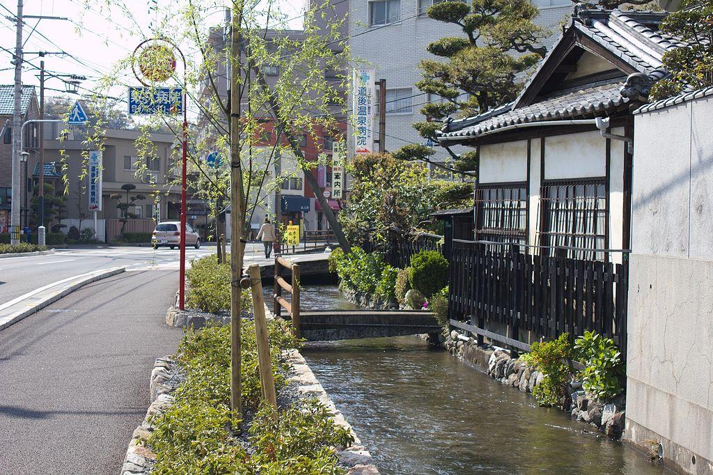 Dogo onsen in Matsuyama