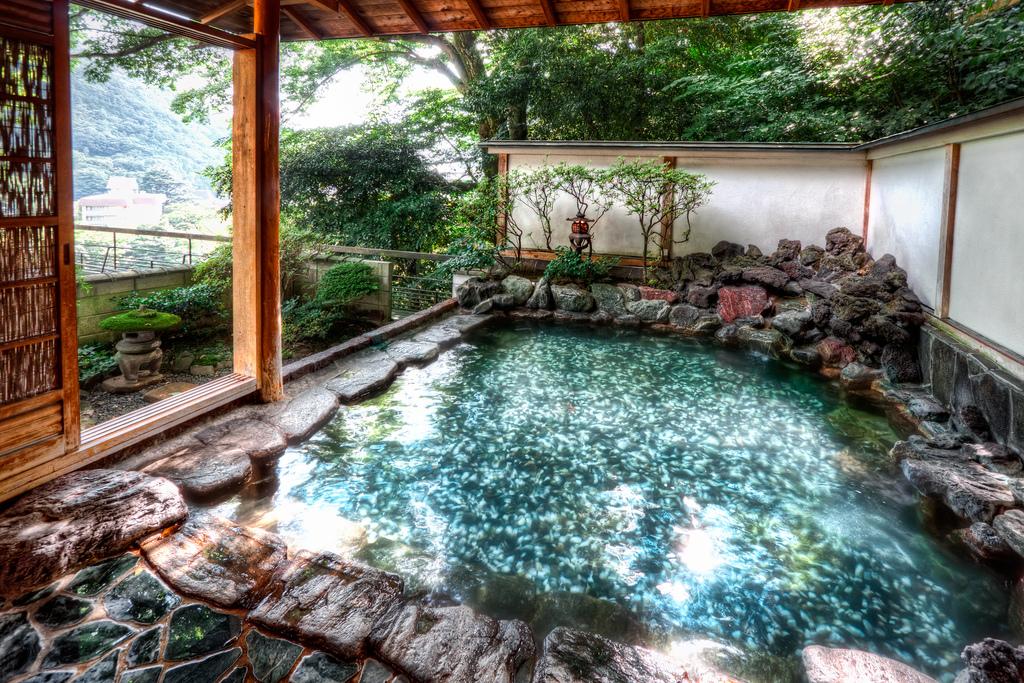 Indoor Onsen Japan
