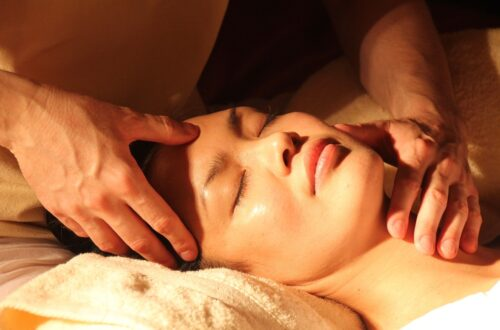 shiatsu treatment