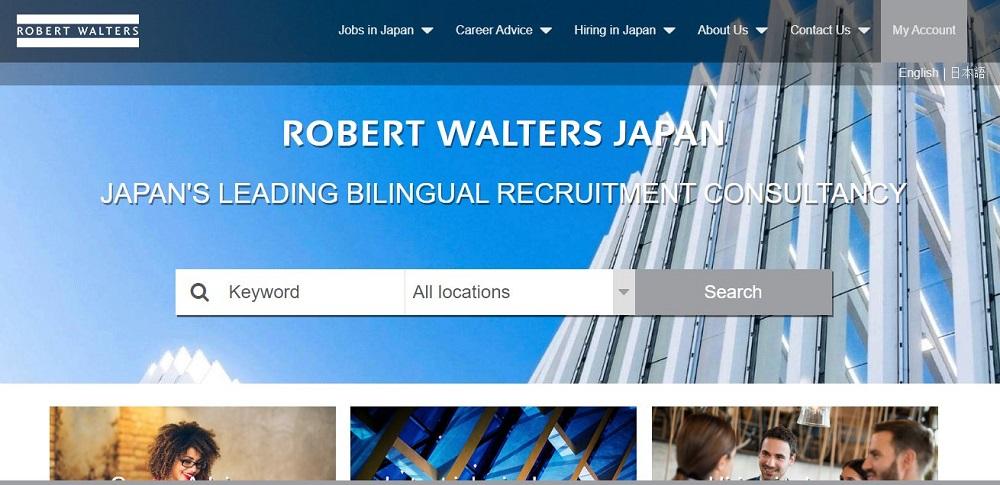 Robert Walters Japan