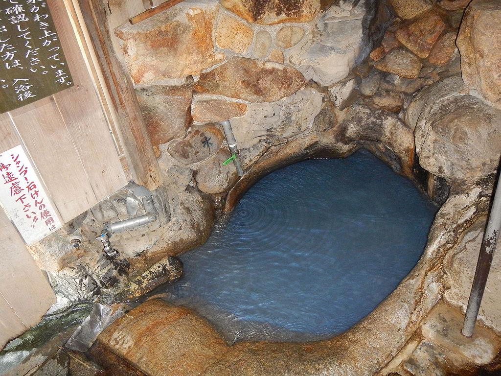 Tsuboya indoor bath