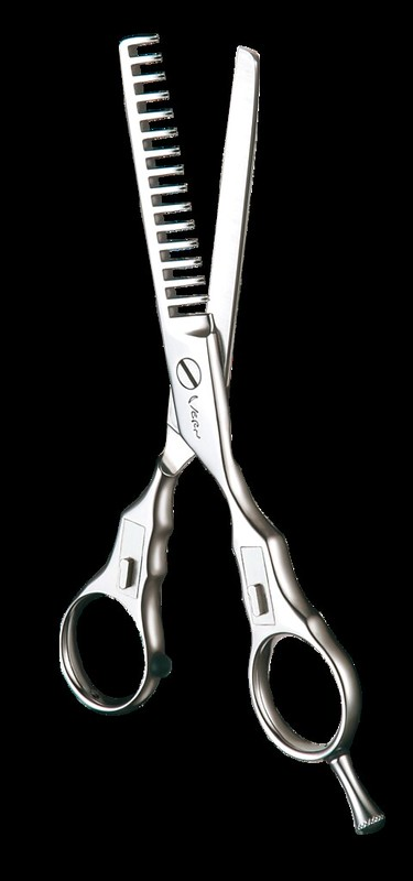 Thinning shears. Image for representation. Photo by VernScissors on Flickr