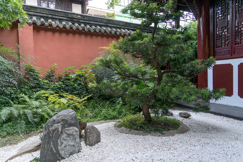 Temple Zen Garden. Photo by George N on www.flickr.com.