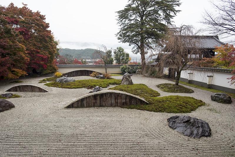 Jisso-in Zen Garden. Photo by Patrick Vierthaler on www.flickr.com.