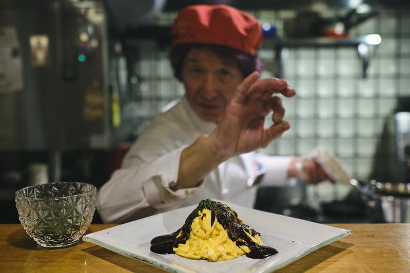 Omurice at Kichi Kichi. Photo by Vu on www.flickr.com.