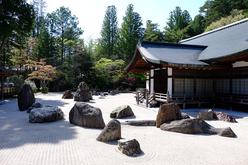 Banryutei Rock Garden. Photo by foooomio on www.flickr.com.