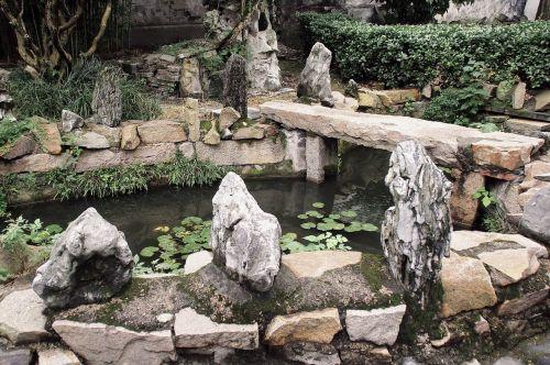 Chinese Rock Garden. Photo from www.needpix.com.
