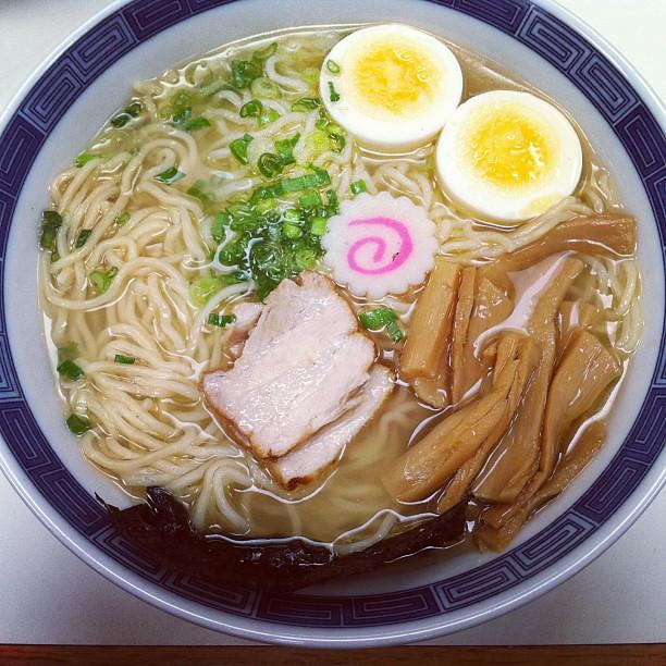 Ushiyo Ramen. Photo by Food GPS on www.flickr.com.