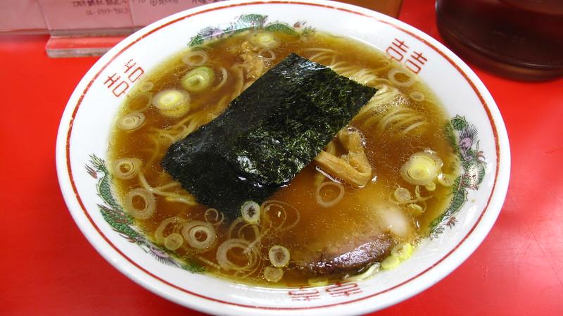 Kadoya Shokudo Ramen. Photo by lameken5050 on www.flickr.com.