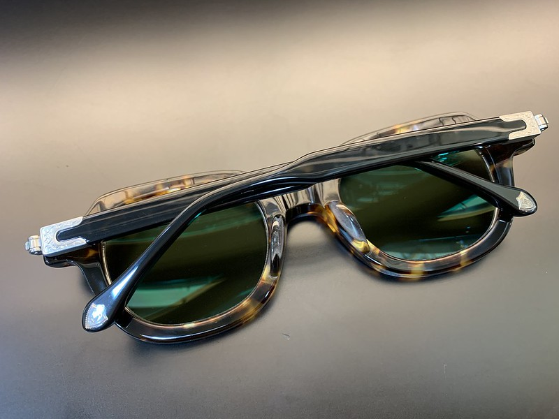 Matsuda Sunglasses. Photo by 偉業 黃 on www.flickr.com.