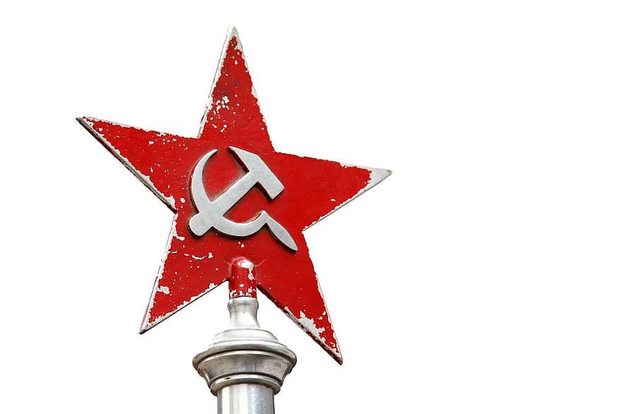 communist hammer