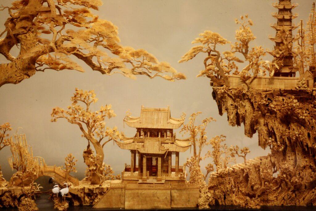 A Japanese Pagoda